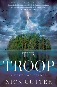 The Troop Cover